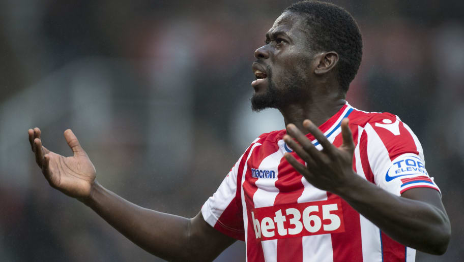 Badou Ndiaye Set to Leave Stoke Permanently This Summer After Continued Failure to Impress