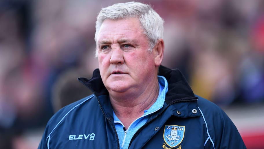 Stoke City v Sheffield Wednesday - Sky Bet Championship