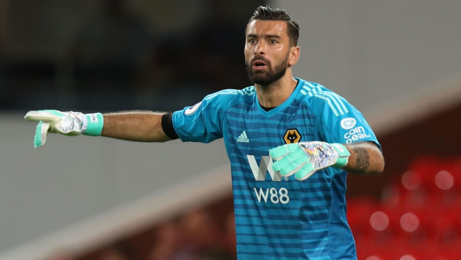 f9d8a449a5b Wolves Confirm Bizarre Squad Number for New Goalkeeper Rui Patricio Ahead  of Premier League Debut