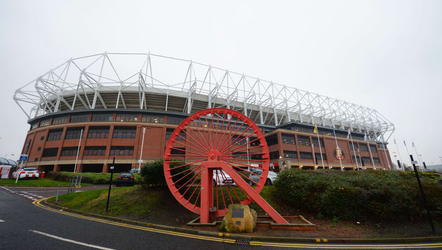 SUNDERLAND, ENGLAND - NOVEMBER 29:  A general view outside the ground prior to the Barclays Premier League match between Sunderland and Chelsea at Stadium of Light on November 29, 2014 in Sunderland, England.  (Photo by Tony Marshall/Getty Images)