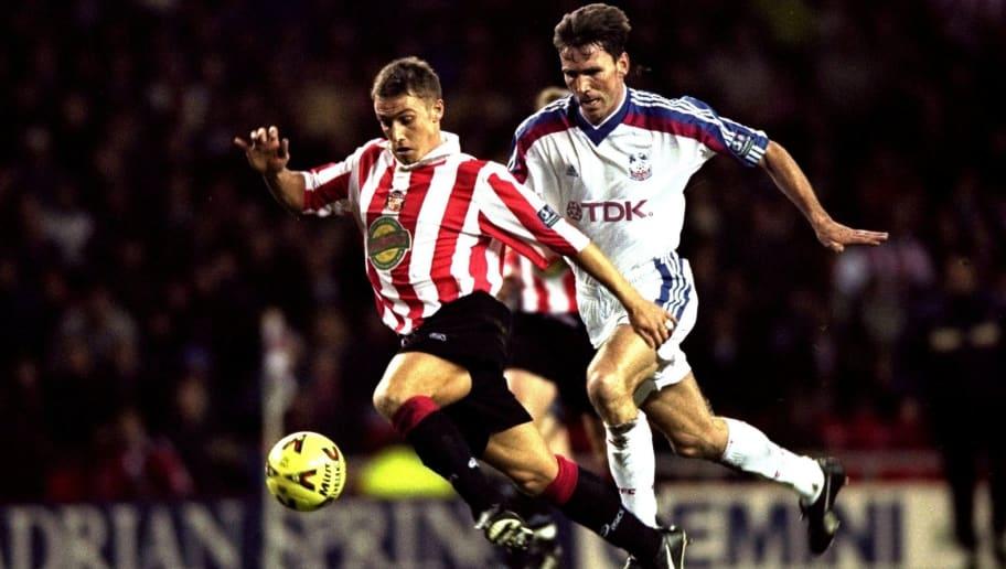 Sunderland v Crystal Palace Lee Clarke