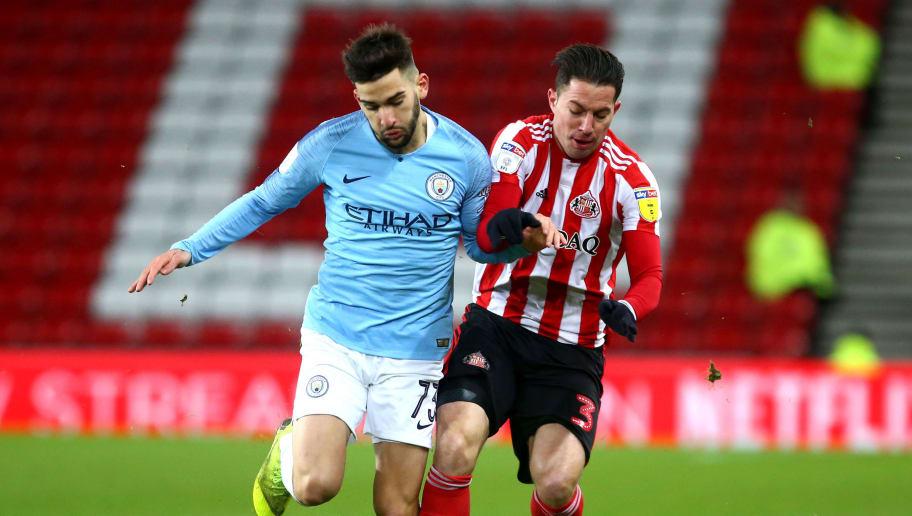 Sunderland v Manchester City U21 - Checkatrade Trophy
