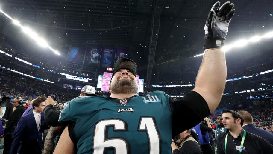3b47bfb40f3 Eagles Reportedly Declining Option on Stefen Wisniewski's Contract ...