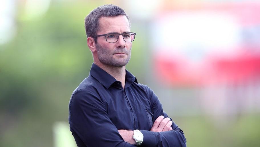 SV Elversberg v FSV Zwickau  - 3. Liga Playoff Leg 1