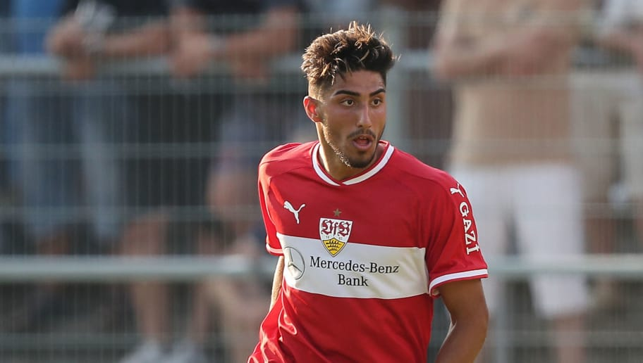 SV Sandhausen v VfB Stuttgart - Pre-Season Friendly