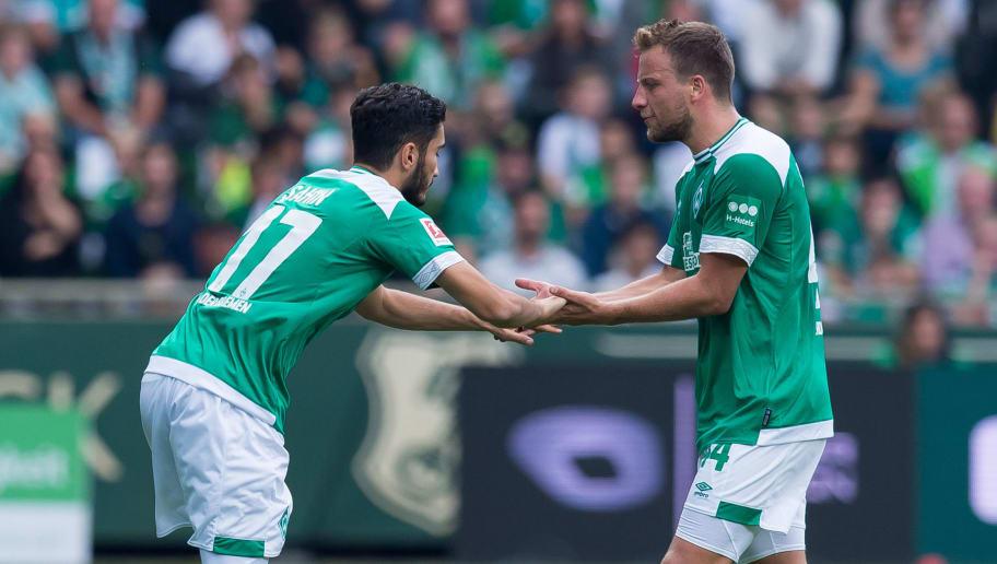 Werder Bremen: Luxusproblem auf der Sechs - geht Kohfeldt mit Sahin oder Bargfrede?
