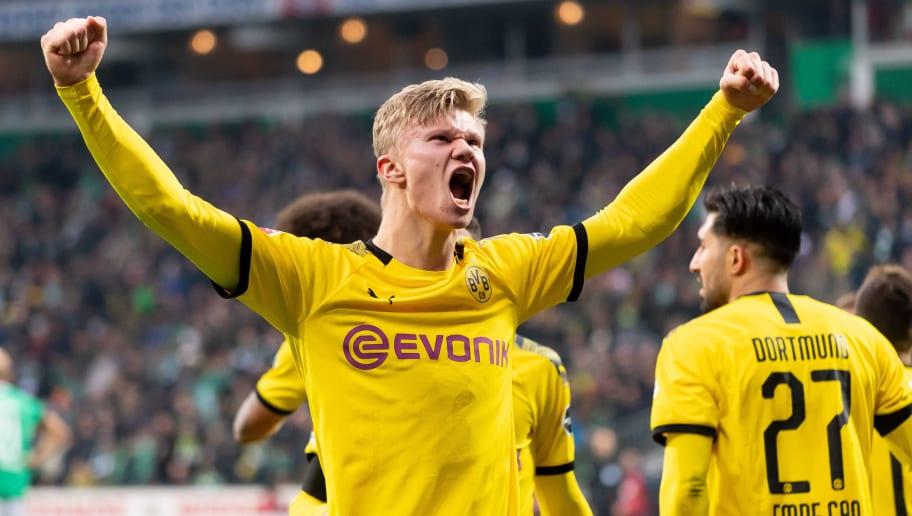 Susunan Starting XI Pemain Muda Eropa Terbaik