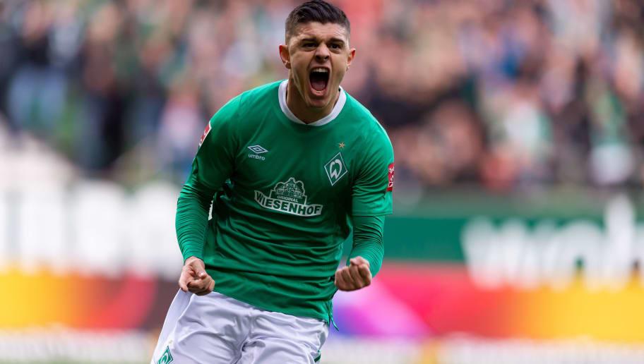 """Rashica über seine Zukunftspläne: """"Fußball ist immer schnelllebig"""""""