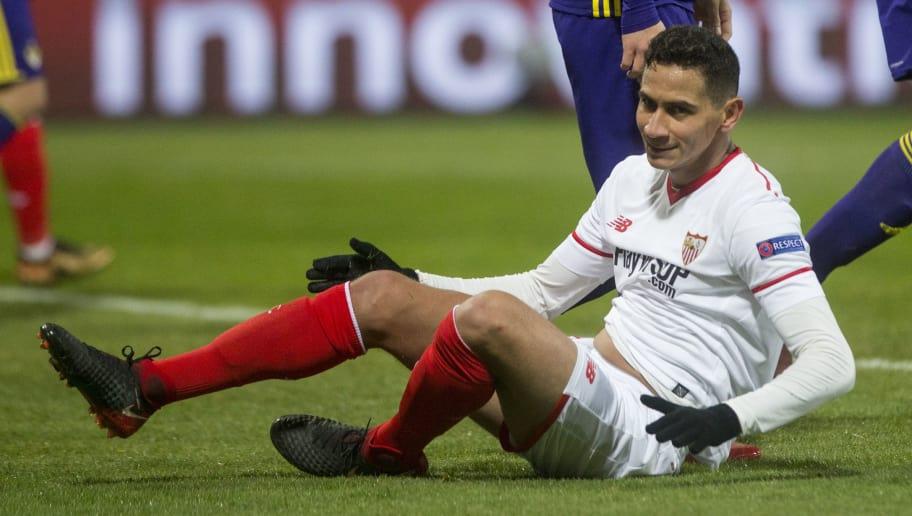 SVN: NK Maribor v Sevilla FC - UEFA Champions League