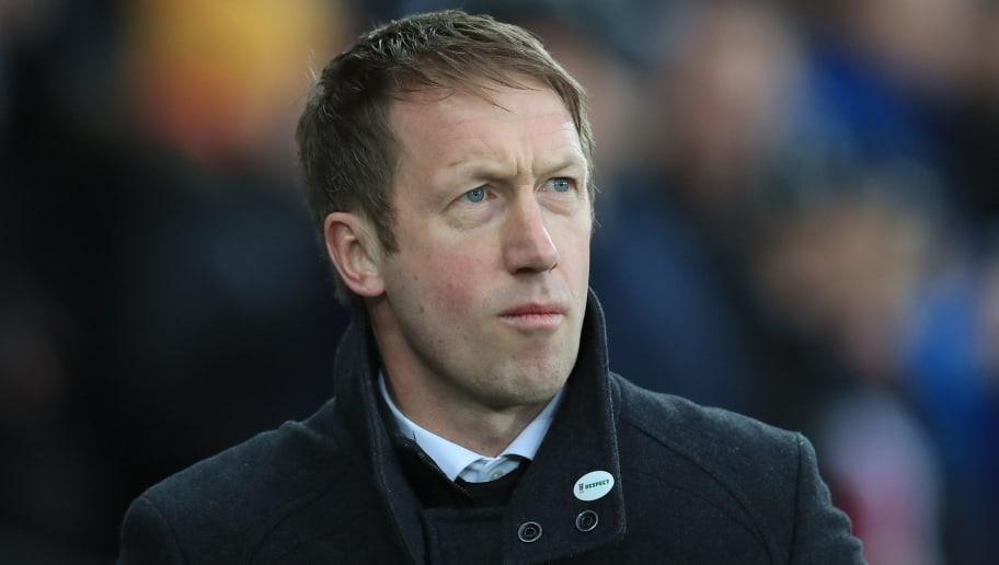 Graham Potter Set to Leave Swansea for Brighton With £2m Compensation Package Agreed
