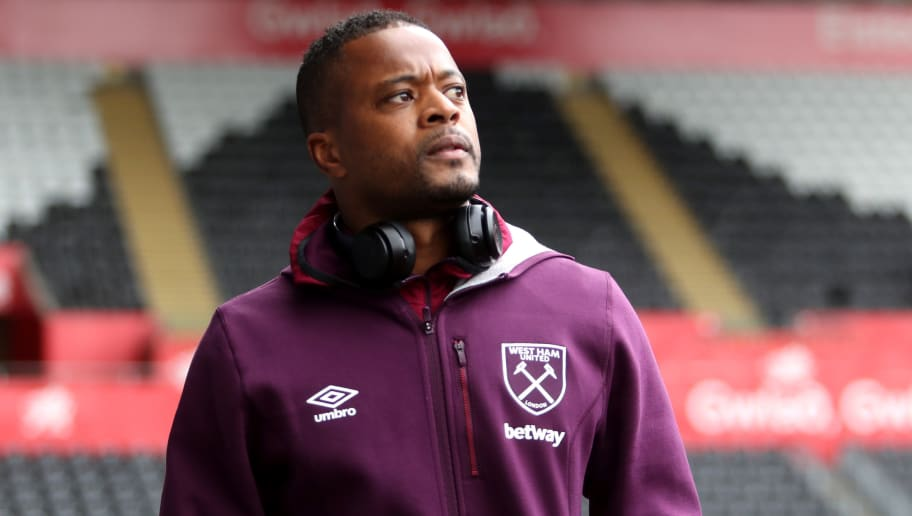 Evra denies homophobia after social media spat with PSG