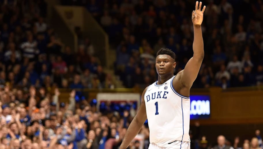 Zion Williamson Sitting Out Rest Of Duke Season Is An