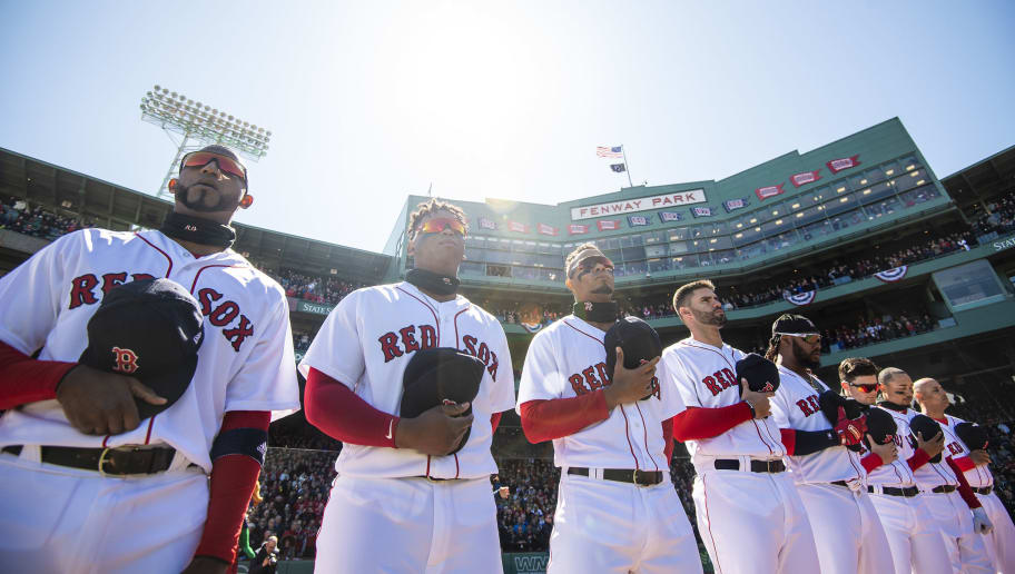 Red Sox 2019 MLB Schedule Revealed | 12up