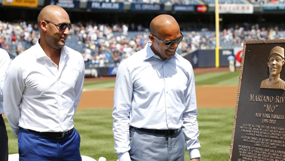 Derek Jeter Pens Incredible Letter To Mariano Rivera For Getting Into Hall Of Fame