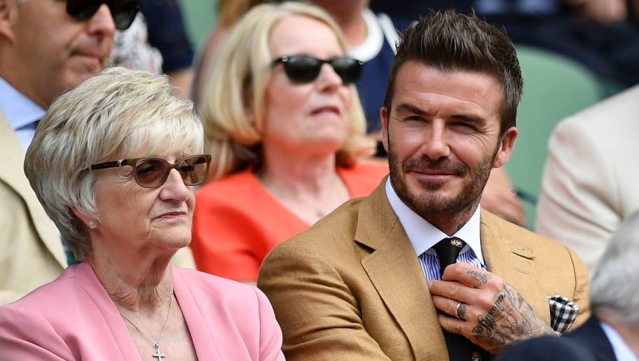 Wimbledon: Biggest Football Stars Spotted in SW19 So Far