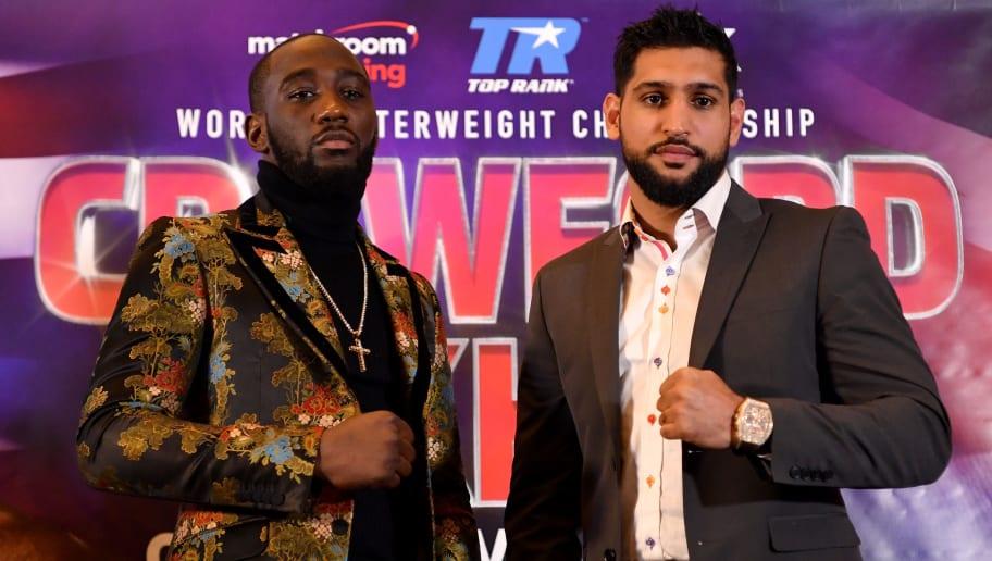 Boxing Live Stream Reddit Crawford vs Khan Fight | 12up