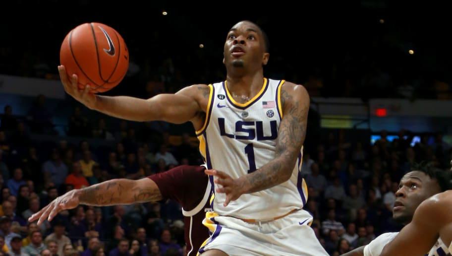 14a84defea60 LSU Freshman Javonte Smart to Play Against Florida in SEC Tournament  Quarterfinals