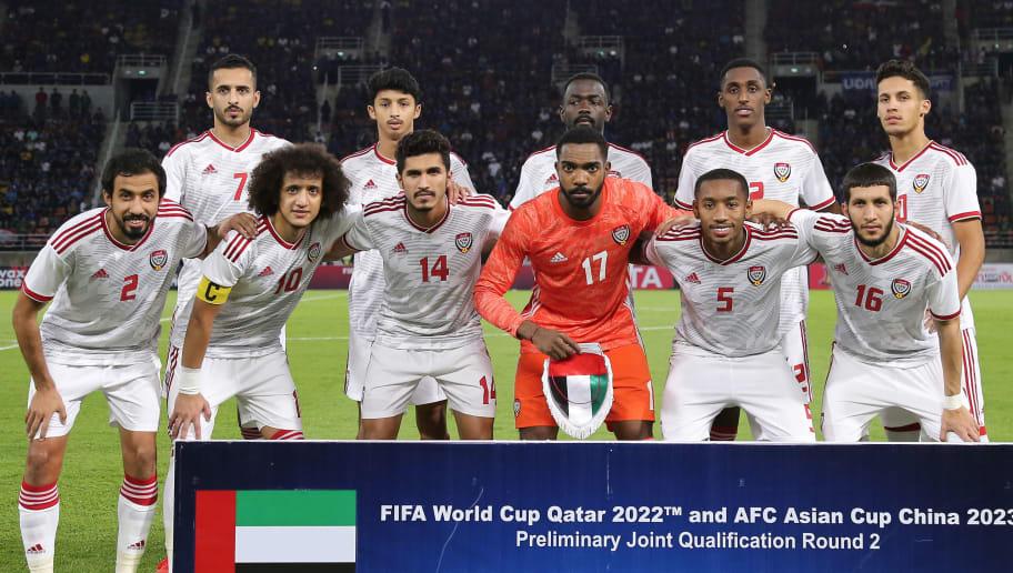 Thailand v UAE - FIFA World Cup Qualifier Asian 2nd Round