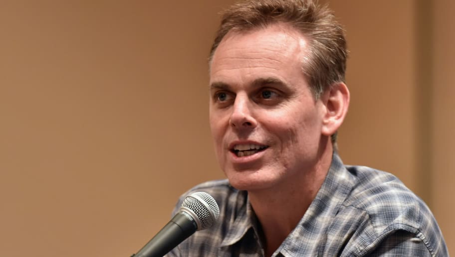AUSTIN, TX - MARCH 13:  Radio host Colin Cowherd speaks onstage at 'The Evolution of Audio in the 21st Century' during the 2015 SXSW Music, Film + Interactive Festival at Four Seasons Hotel on March 13, 2015 in Austin, Texas.  (Photo by Amy E. Price/Getty Images for SXSW)
