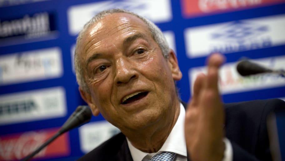 The former coach of FC Porto, Jesualdo F