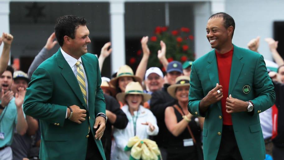 Tiger Woods,Patrick Reed