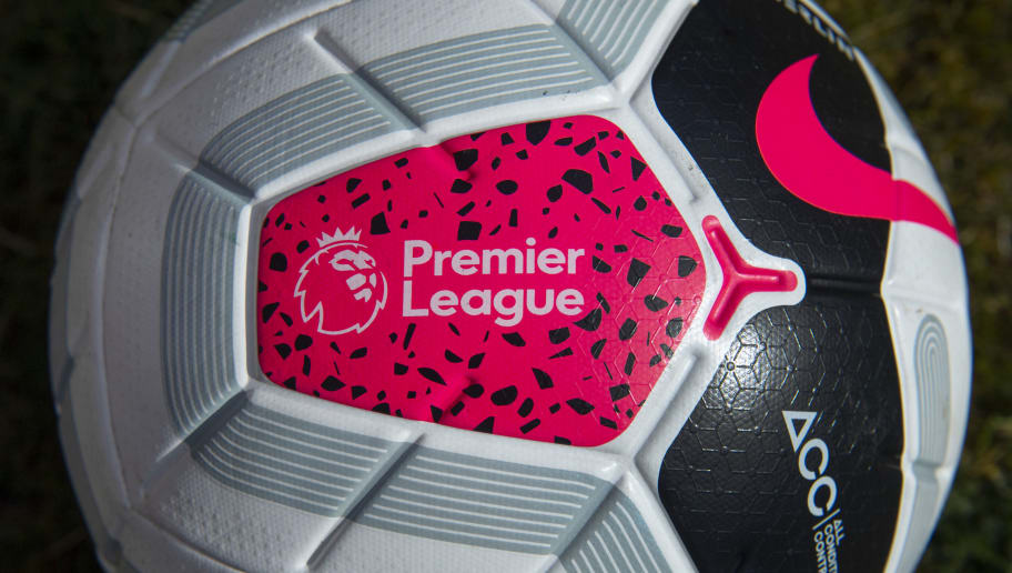 The Officail Premier League Match Ball