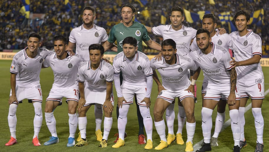 Tigres UANL v Chivas - Torneo Clausura 2020 Liga MX