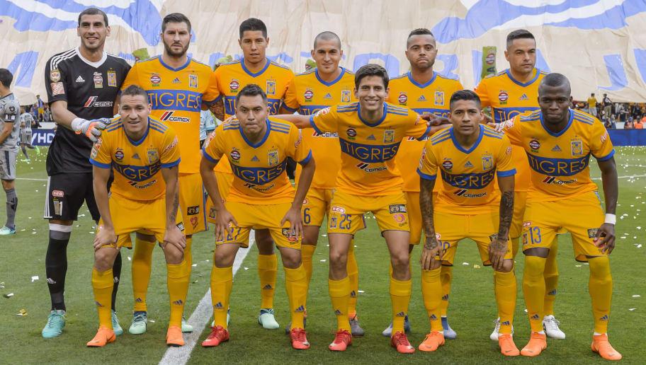 1159e05d268 ESTRENO | Se filtra la playera local de Tigres para el Apertura 2018 ...