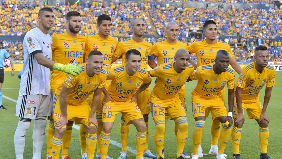 Tigres UANL v Santos Laguna - Torneo Apertura 2019 Liga MX