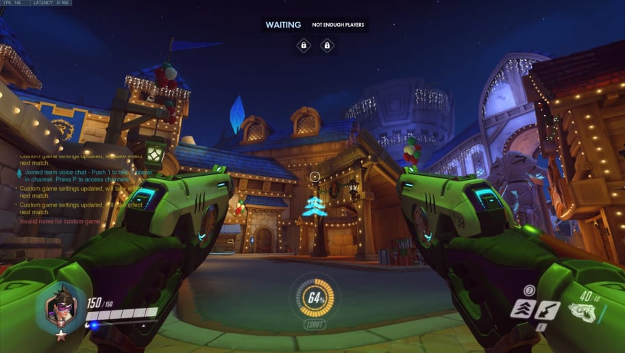 How to Play the Winter Blizzard World Glitch on Overwatch