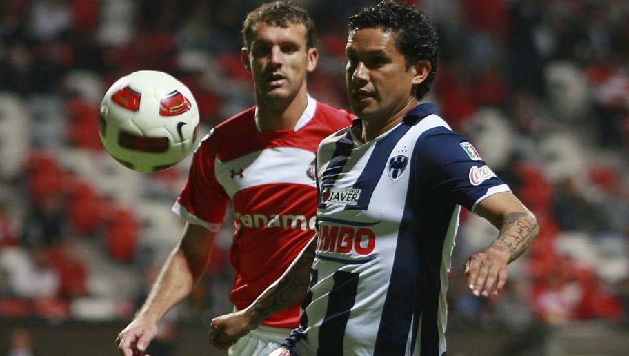 Toluca v Monterrey - CONCACAF Champions League 2011
