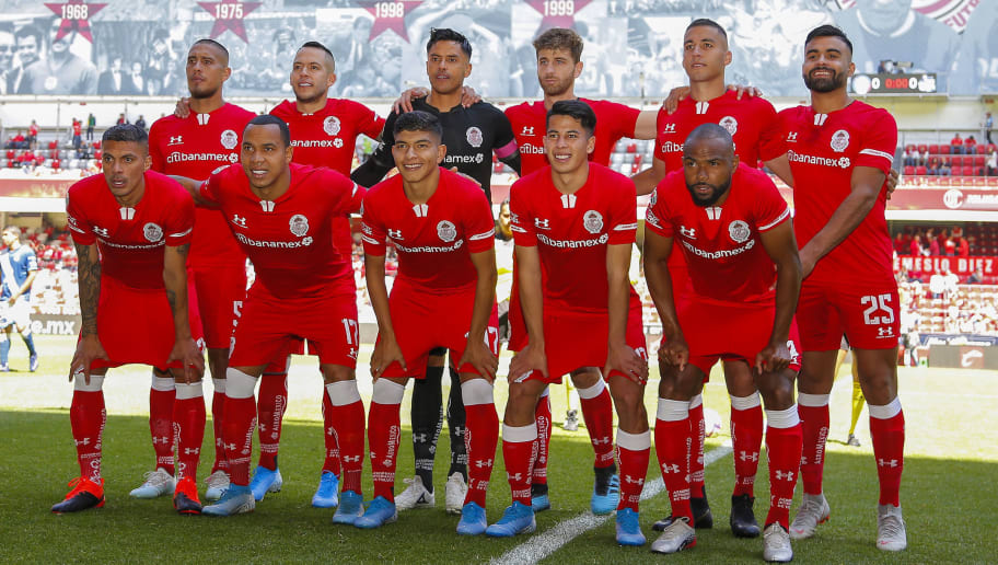 Toluca v Puebla - Torneo Apertura 2019 Liga MX