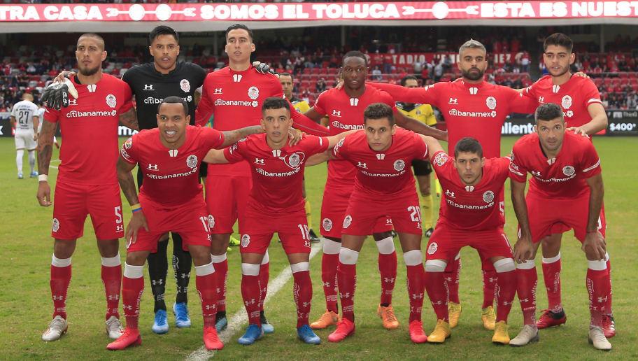 Toluca v Pumas UNAM - Torneo Clausura 2020 Liga MX