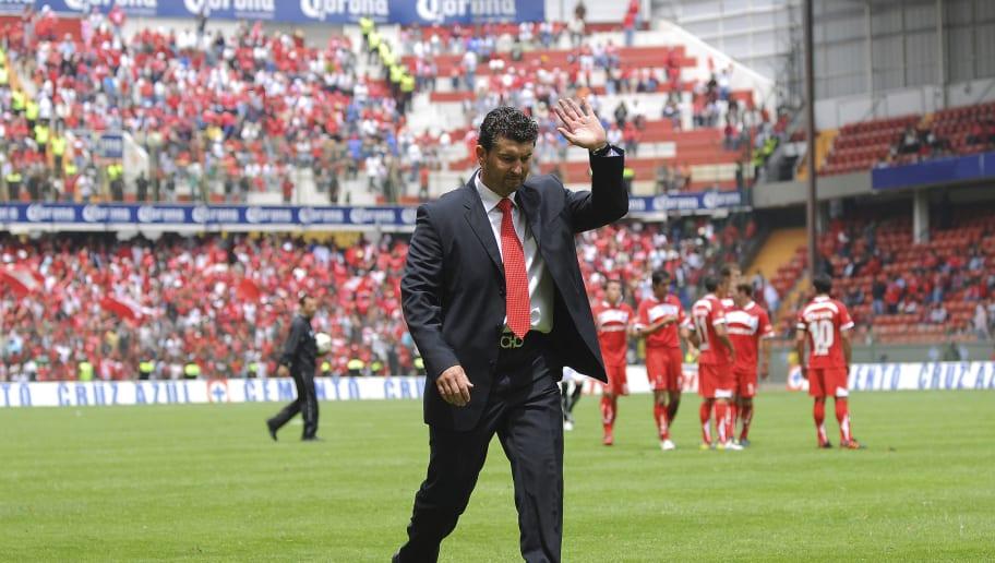 Toluca v Queretaro - Apertura 2010