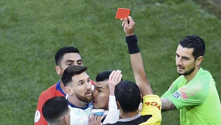Copa America: La sanction est enfin tombée pour Lionel Messi