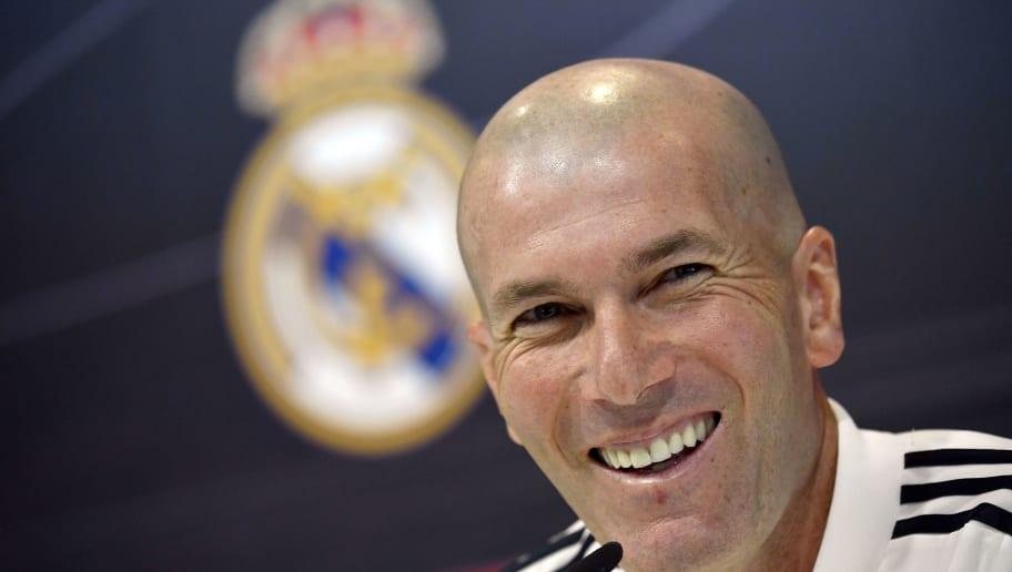 TOPSHOT-FBL-ESP-REAL MADRID-PRESSER