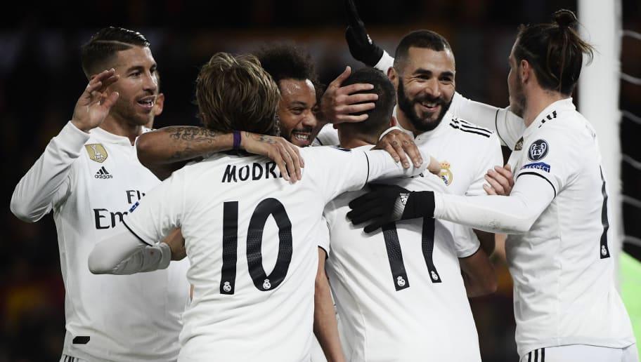 Sao Real được UEFA bầu chọn là cầu thủ số 1 ở cấp ĐTQG