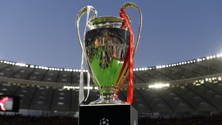 Champions League - quarter-final draw details