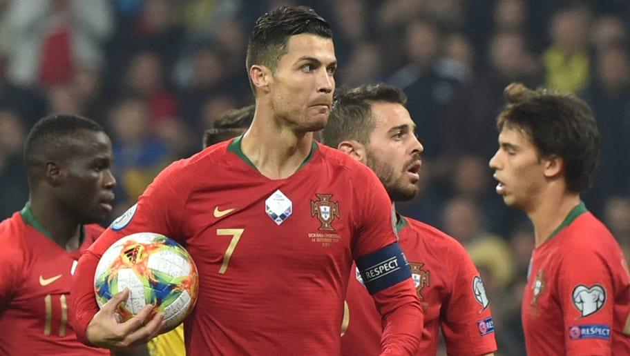 "Jetzt ist Cristiano Ronaldo ""CR700""!"