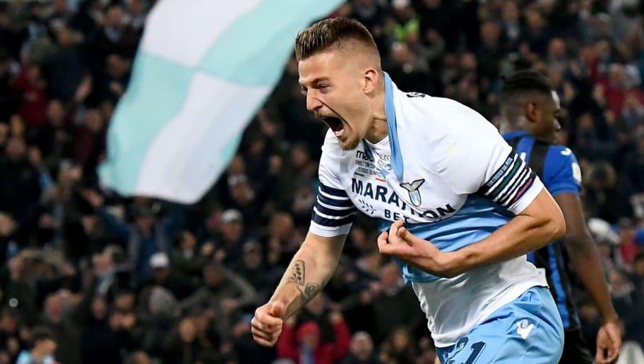 Juventus Reach 'Broad Agreement' With Sergej Milinkovic-Savic & Plot Summer Deal With Lazio