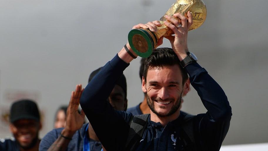 CHAMPIONS : Les regrets de Gianluigi Buffon concernant Hugo Lloris