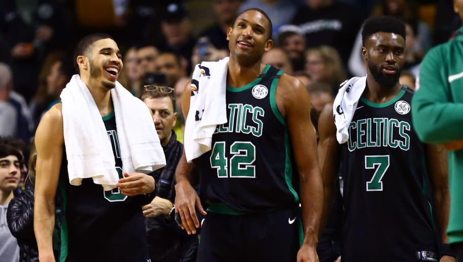 5877af6191ce Predicting the Boston Celtics  Starting Lineup for 2018-19