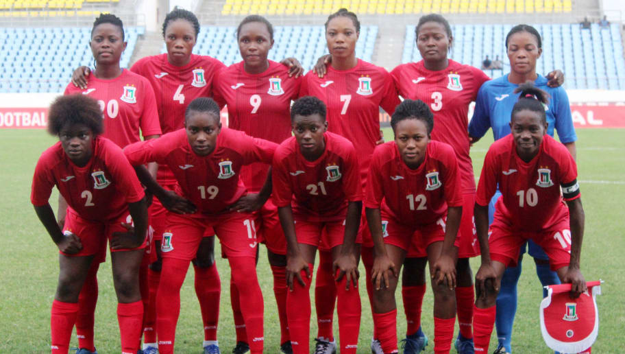 Total Women's Africa Cup of Nations - Equatorial Guinea v Nigeria
