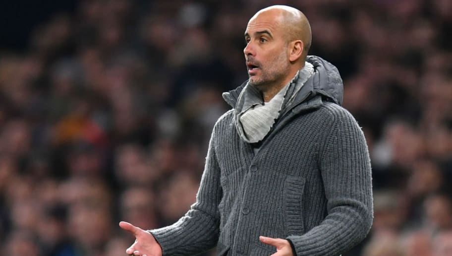 Image result for man city lose to tottenham champions league