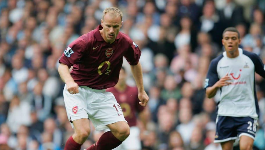 Arsenal Legend Dennis Bergkamp Admits Watching Their Current Form 'Hurts'