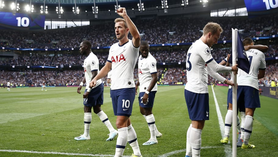 Image result for Tottenham Hotspurs EPL