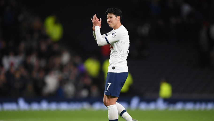 13-year-old Burnley Fan Ejected From Stadium for Racially Abusing Tottenham's Son Heung-min