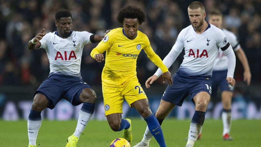 Willian - Soccer Player for Chelsea and Brazil