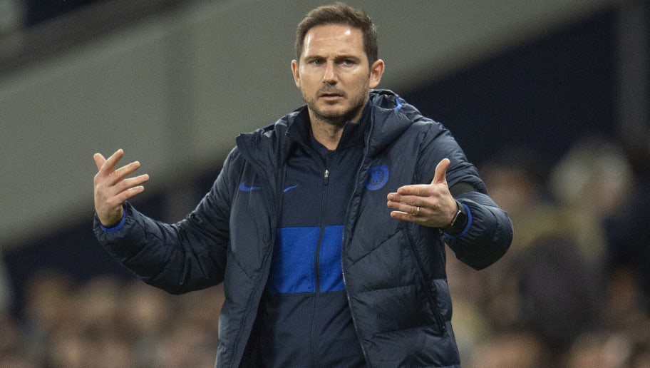 Frank Lampard Off to Worst Start of All Abramovich-Era Chelsea ...