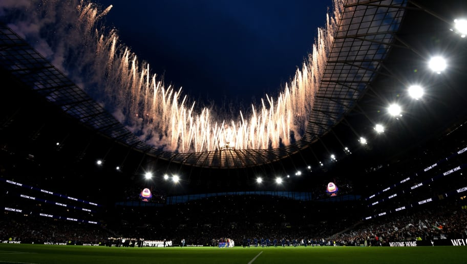 Tottenham Chairman Daniel Levy Hopeful New Stadium Could Host Champions League Final